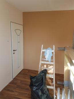 Wände 2 färbig