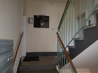 Fertiges Stiegenhaus