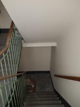 Stiegenhaus streichen